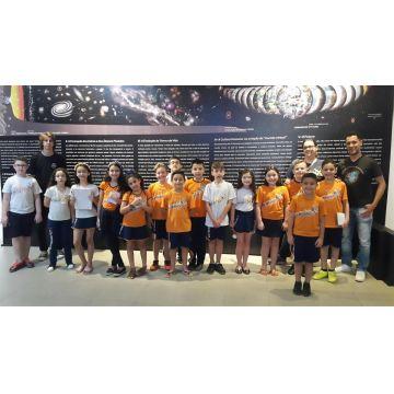 4º ano - Visita ao Museu de Araranguá