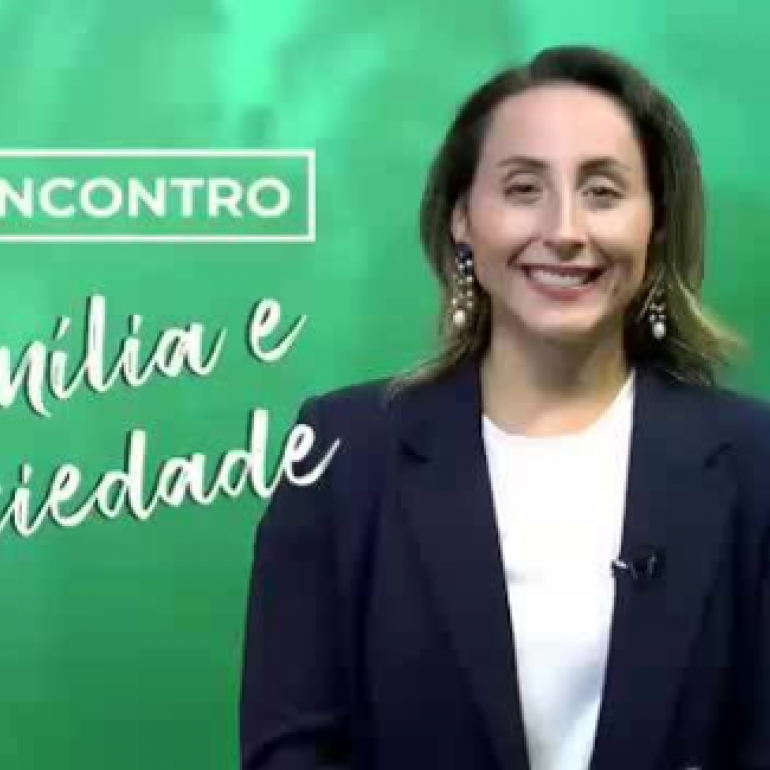 Camila Cury convida para o 4º Encontro da Família